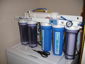 AquaFX RODI Water Filter