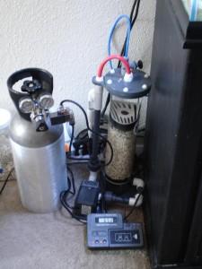Calcium Reactor Setup