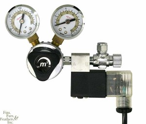 Deluxe Dual Gague CO2 Regulator