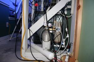 Precision Marine Calcium Reactor Setup