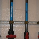 Labeled Aquarium Plumbing