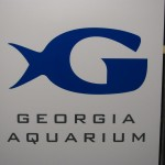 Georgia Aquarium Sign