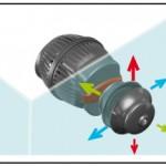 Hydor Koralia Nano Suction Cup Support