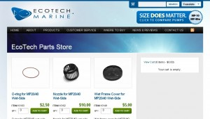 EcoTech Marine Parts Store