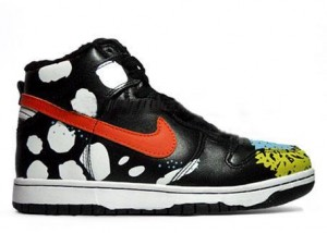 Nike Dunks Clown Triggerfish Shoes