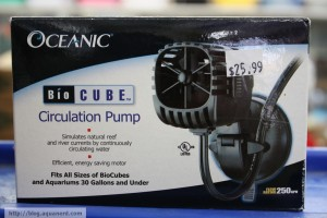 Oceanic Biocube Circulation Pump