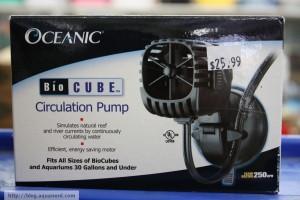 Oceanic Biocube Circulation Pump