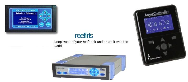 reefiris aquarium controller