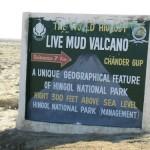 Hingol National Park Entrance
