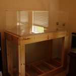 Frag Tank and Stand