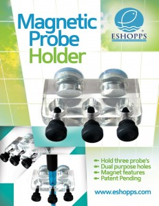 Eshopps Magnetic Probe Holder