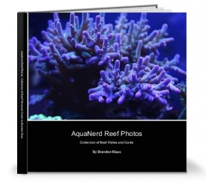 The AquaNerd Photo Book