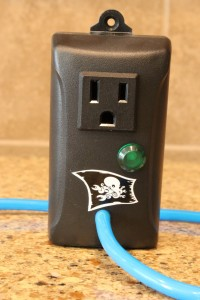 AVAST Davy Jones Power Switch
