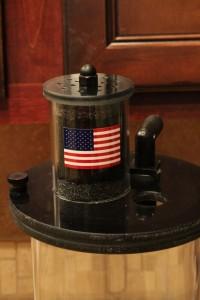 Carbon Vent on Davy Jones' Skimmate Locker
