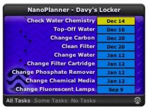 Current USA NanoPlanner