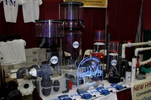 PM Mach Protein Skimmers at Reef-A-Palooza