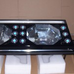 Black CoralVue Lumen Bright and LED Fixture