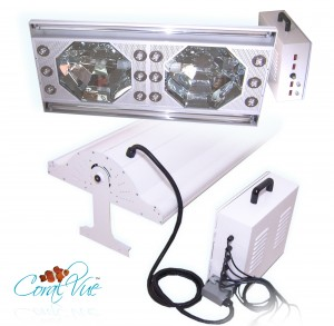 CoralVue Lumen Bright and LED Fixture