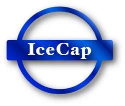 IceCap Inc. Logo