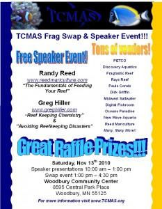 TCMAS Frag Swap Flyer
