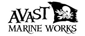 AVAST Marine Works Logo