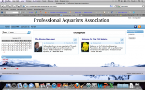 Professional Aquarists Association