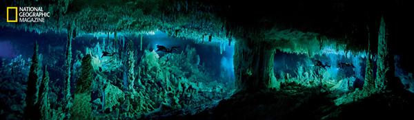 Blue Hole Caves