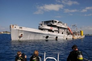 Sinking of the USS Kittiwake