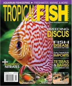 Tropical Fish Hobbyist Magazine