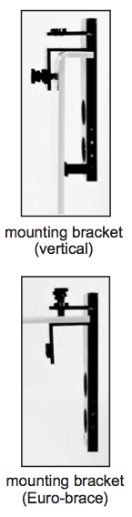 CPR Aquatic First AID Mounting Brackets