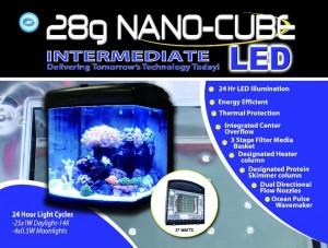 JBJ 28g LED Nano Cube Intermediate