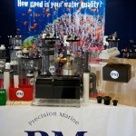 Precision Marine Booth at Next Wave 2011