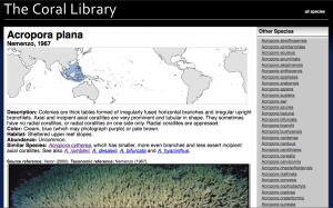AIMS Coral Library