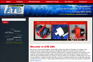 ATB USA New Website