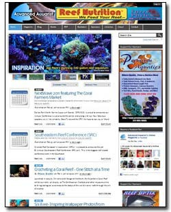 Advanced Aquarist Homepage