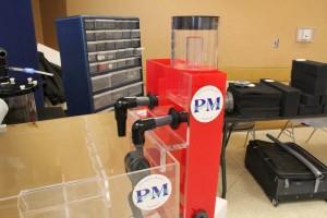 PM HOT-1v2 Hang-On Protein Skimmer