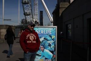Brandon Klaus London Sea Life Aquarium