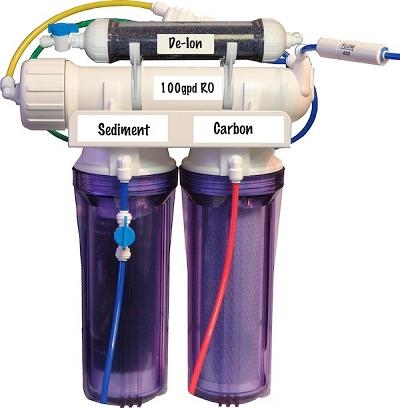 Precision Marine Reverse Osmosis Unit