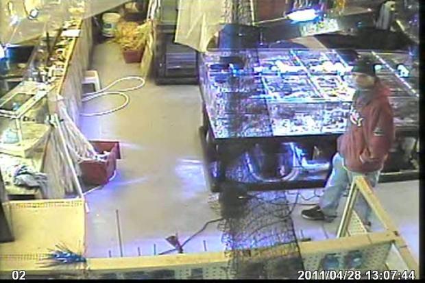 Man Dumps Bleach into Aquarium