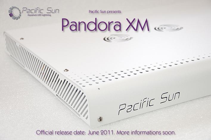 Pacific Sun Pandora XM