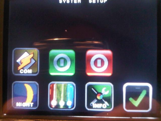 Elos E-Vision Screen