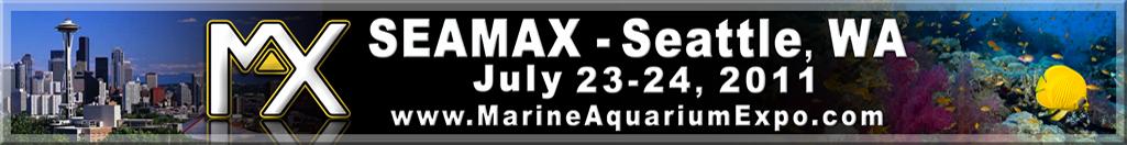 SEA MAX Marine Aquarium Expo 2011