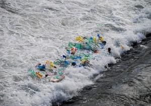 Plastic Debris in Ocean