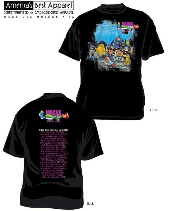 MACNA 2011 Shirt Design