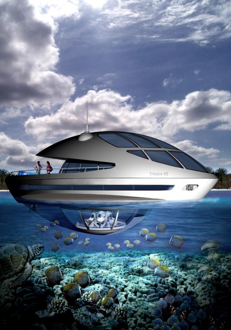 Qatar Floating Island Resort