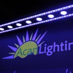 Acan Lighting Booth at MACNA