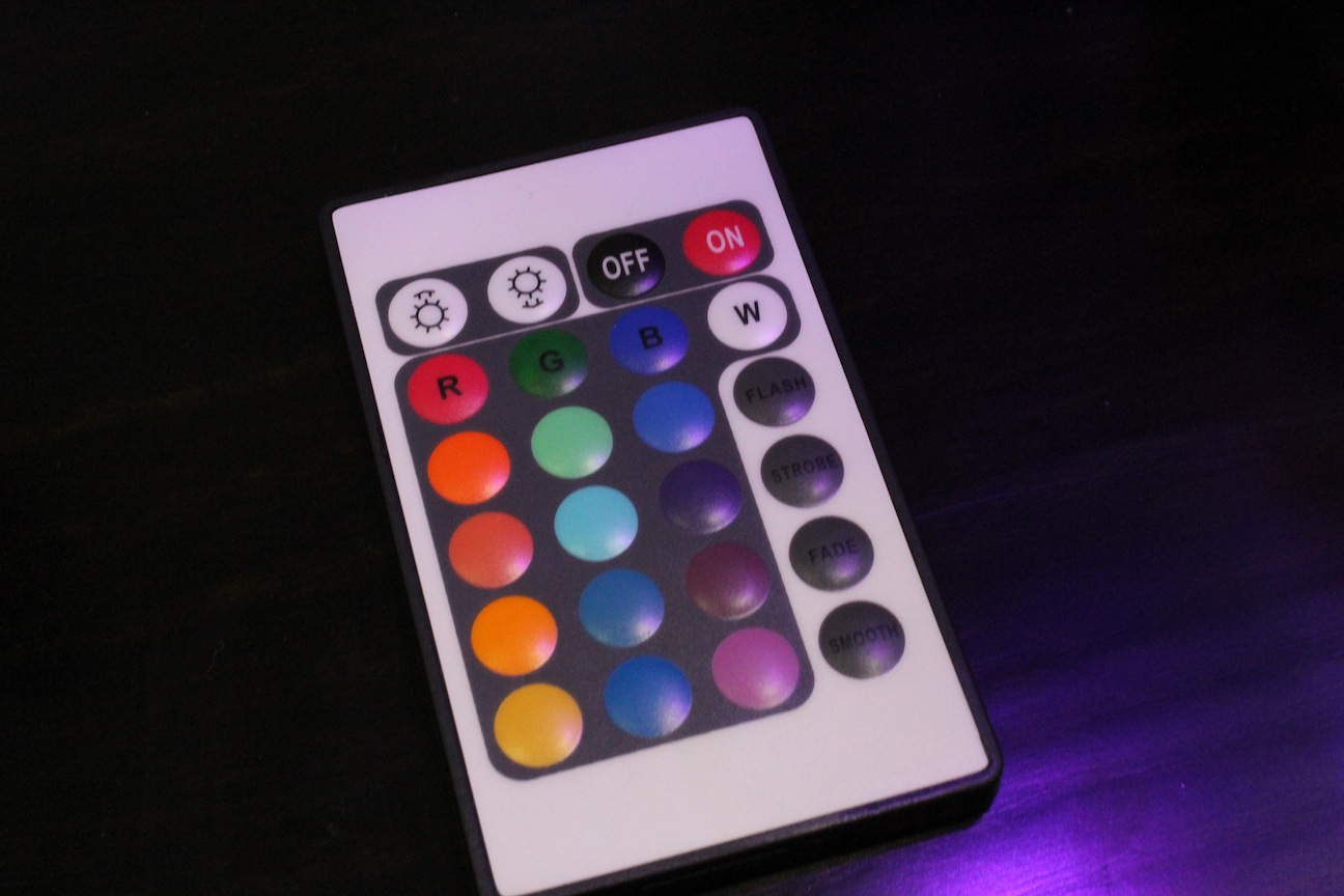 Ecoxotic RGB Panorama Remote