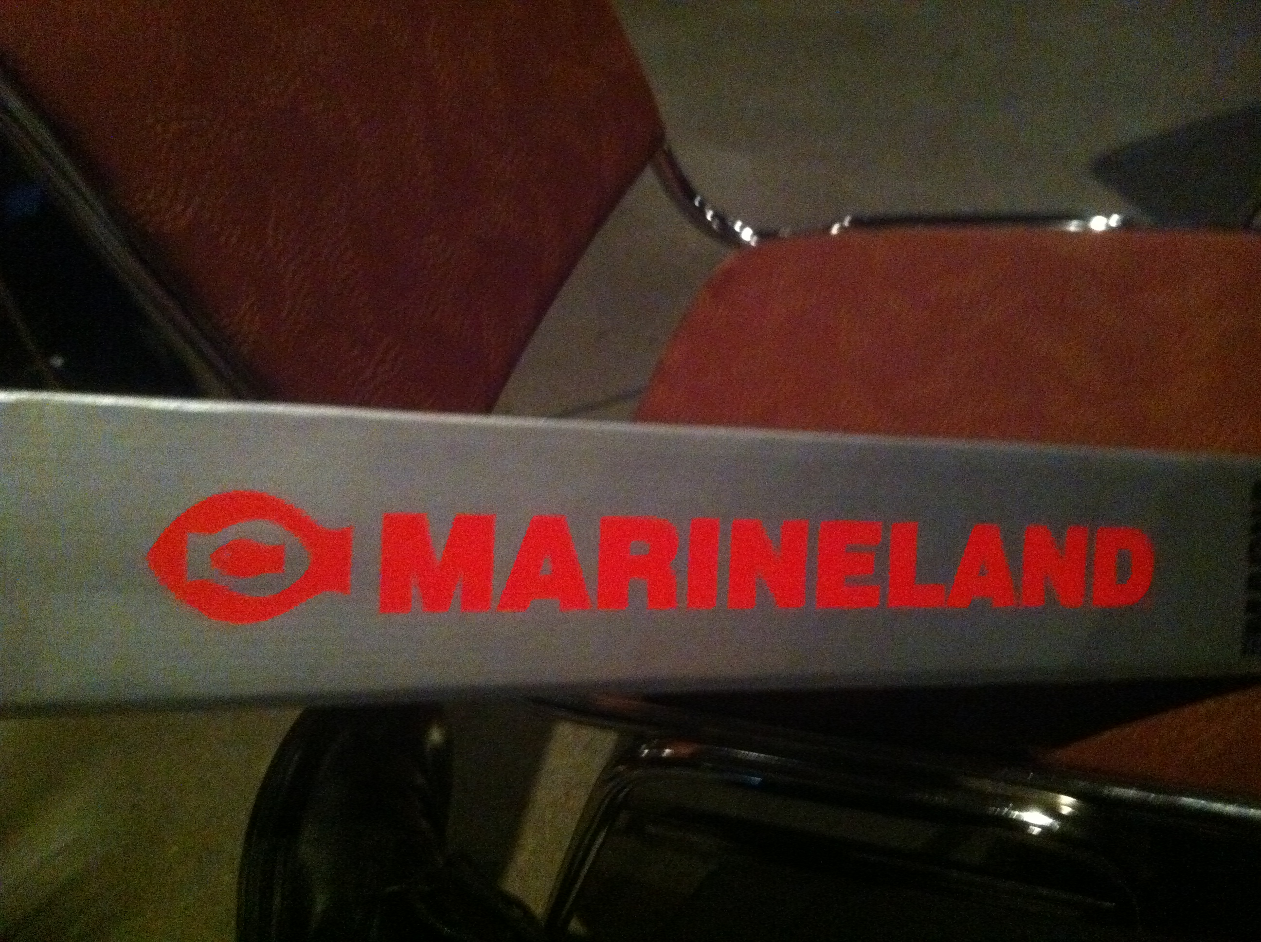 Marineland Blue Accent LED Strip Prototype