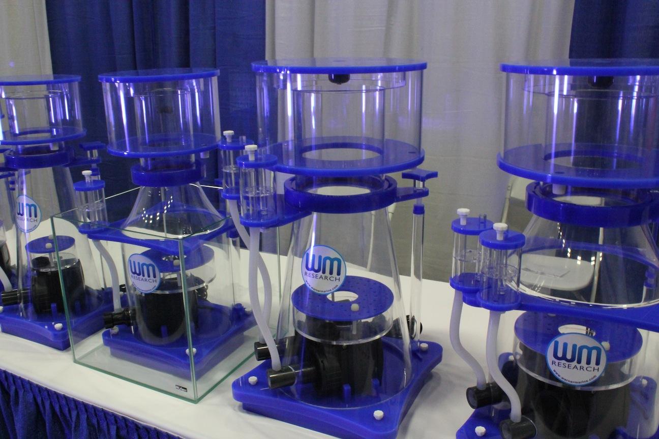 Warner Marine MF Line of Protein Skimmers