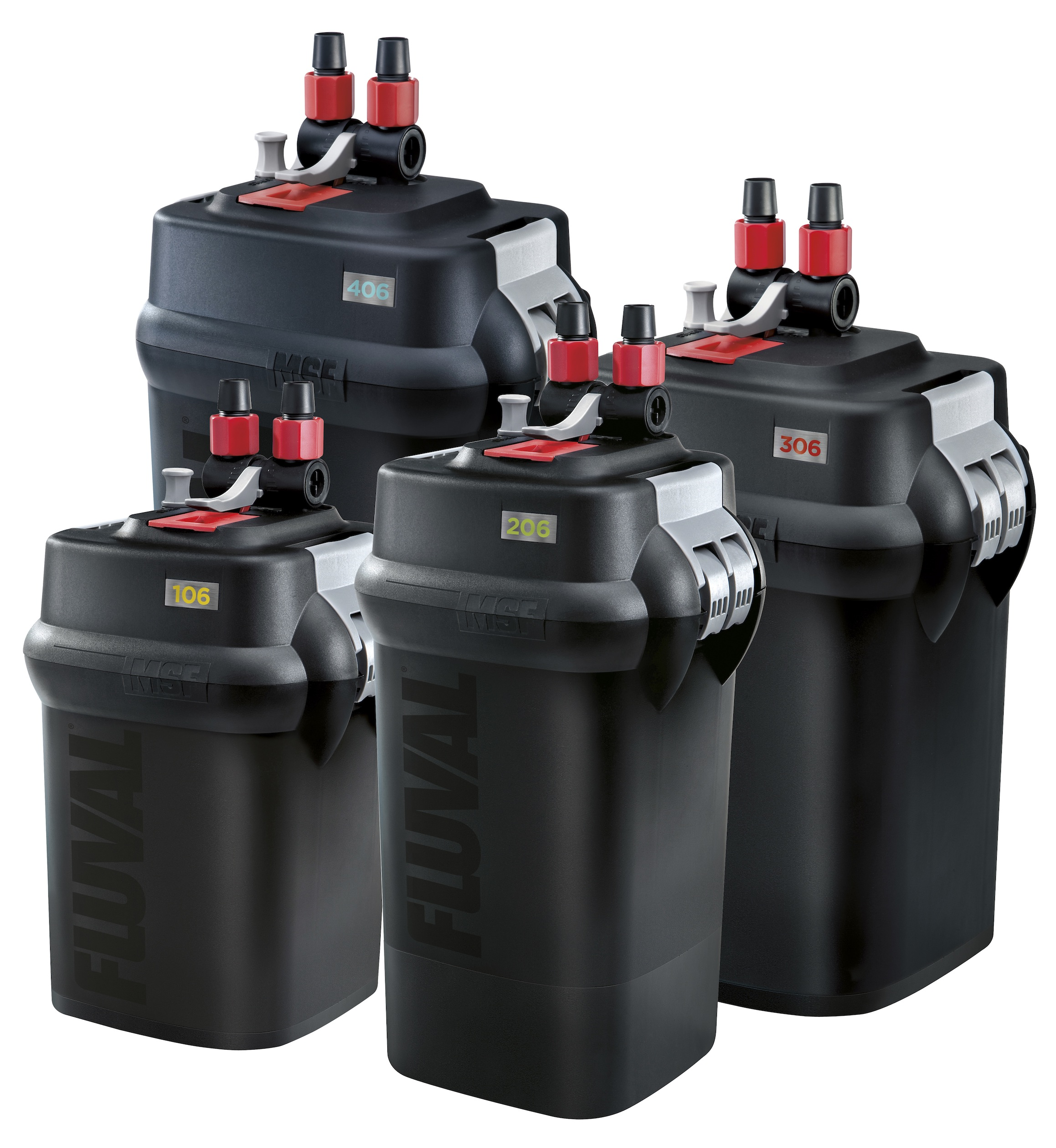 Fluval New '06 Canister Filters